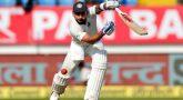 Virat's scored 10,000 runs in odi match