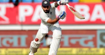 India vs WI second day test match
