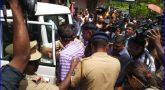 Sabarimala: Female journalist attacked