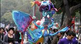Mexico people celebrates festival in different style