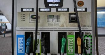 Petrol and diesel prices slight decreased
