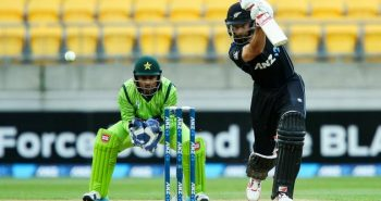 Pakistan beat New zealand in 1st t20
