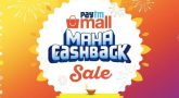 Paytm cashback sale starts on oct 9