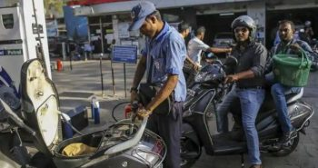 Petrol & diesel prices fall down
