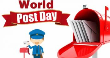 World Post Day celebrates anniversary