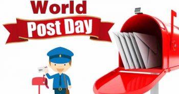 World Post Day celebrates anniversary