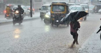 Heavy rainfall expected on Dec 4,5,6