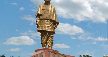 sardar vallabhai patel: world first tallest statue