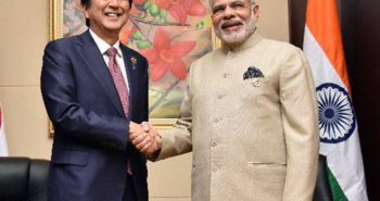 India + Japan signed 6 agreements