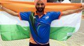 Asian para games: Harvinder Singh receive gold