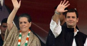 Former president Sonia gandhi visits chennai