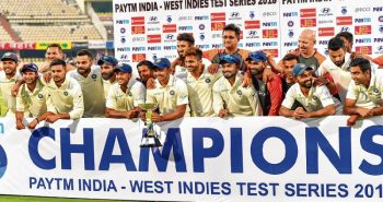 India vs West Indies: India completes clean sweeps