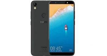 Tecno launches Camon iclick2