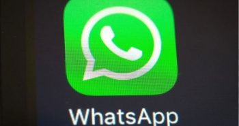 WhatsApp store payments data locally