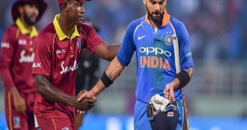 Ind vs WI: west indies won by 43 runs