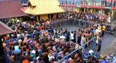 Sabarimala temple opened for Vishu festival