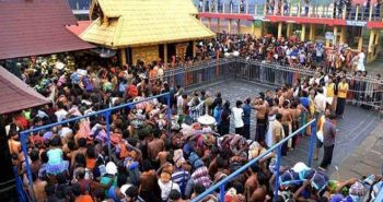 Why Sabrimala Temple closed?