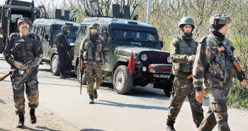 Terrorists killed in Jammu kashmir
