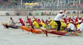 Cambodia water festival event
