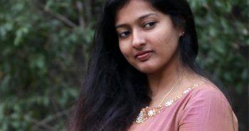 Gayathri explained about fake news spreading