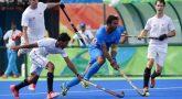 India vs Belgium hockey match Draw
