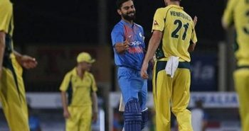 Australia beat india in first t20