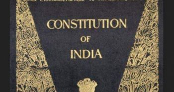 Constitution Day 2018: Spirit  of the constitution