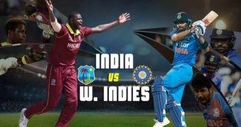 India vs WI: 5th odi live updates
