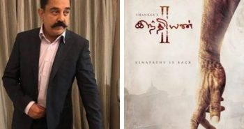 Indian 2 shooting started?