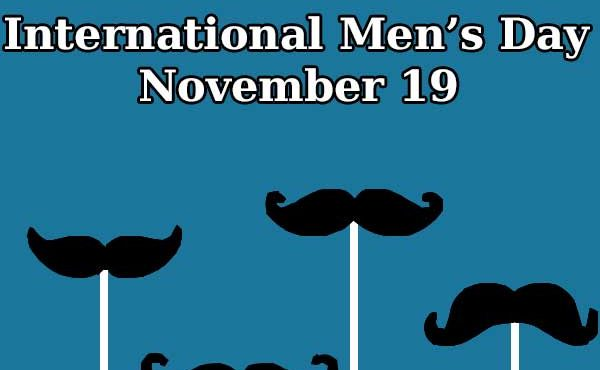 International men's day celebration