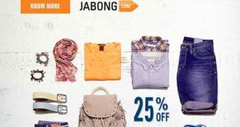 Jabong online sale cashback offer