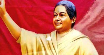 CM opened new Jayalalitha's statue