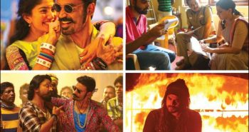 Maari 2 Third track out today