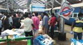 1000 kg dog meat seized in railway station