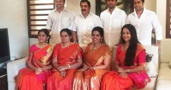 Gaja relief: Sivakumar's family donate amount