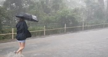 Australia: Heavy rainfall in Sydney
