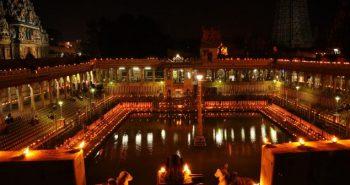 Thiru karthigai deepam festival arrangement