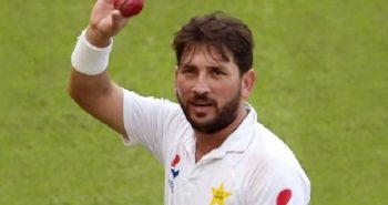 Pakistan Yasir Shah create historic Record