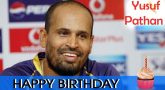 Indian All-rounder 'Pathan' celebrates birthday