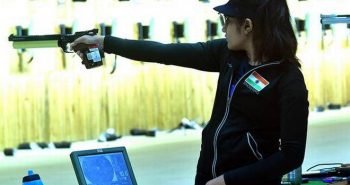 National Rifle Championship: Esha Singh won gold