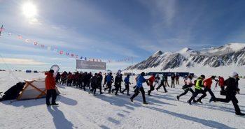 Antarctic Ice Marathon 2019