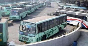 1,25,000 Passenger booking buses for pongal