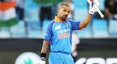 Team india opener Dhawan celebrates birthday