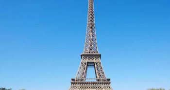 France's Eiffel Tower closed?