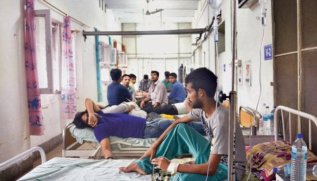 Dengue fever increased in chennai
