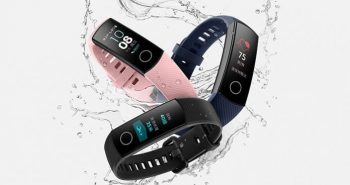 Honor Band 4 Fitness Tracker Available