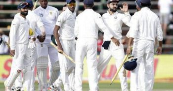 Test match: India beat Australia