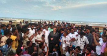 Gaja storm: Kamal visited 2day
