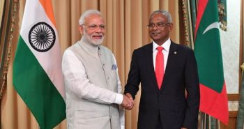 India vs Maldives: Agreements Exchanged