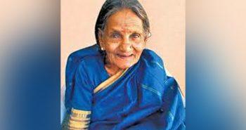 Padma Shri award honor 'Sulagitti Narasamma' died